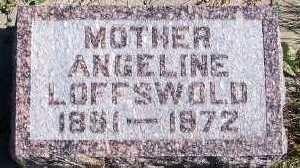 LOFFSWOLD, ANGELINE - Sioux County, Iowa | ANGELINE LOFFSWOLD