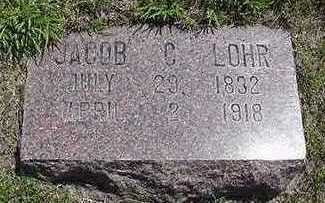 LOHR, JACOB C. - Sioux County, Iowa | JACOB C. LOHR