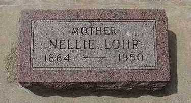 LOHR, NELLIE - Sioux County, Iowa | NELLIE LOHR