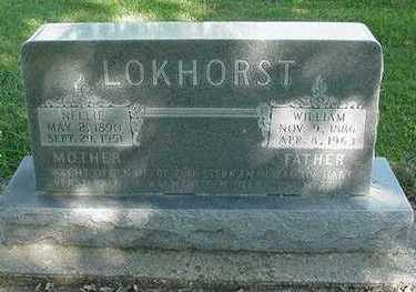 LOKHORST, WILLIAM - Sioux County, Iowa | WILLIAM LOKHORST