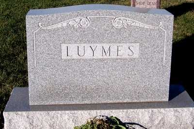 LUYMES, FAMILY HEADSTONE - Sioux County, Iowa | FAMILY HEADSTONE LUYMES