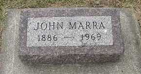 MARRA, J. - Sioux County, Iowa | J. MARRA