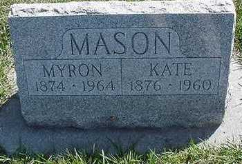 MASON, KATE - Sioux County, Iowa | KATE MASON