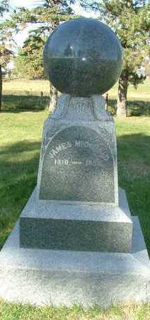 MCDONALD, JAMES - Sioux County, Iowa   JAMES MCDONALD