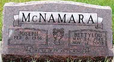 MCNAMARA, BETTY LOU - Sioux County, Iowa | BETTY LOU MCNAMARA