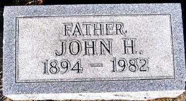 MEENDERING, JOHN H. - Sioux County, Iowa | JOHN H. MEENDERING
