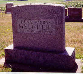 MELCHERS, DENA - Sioux County, Iowa | DENA MELCHERS