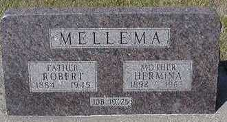 MELLEMA, HERMINA (MRS. ROBERT) - Sioux County, Iowa | HERMINA (MRS. ROBERT) MELLEMA