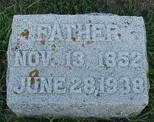 MEYER, FATHER  D.1938 - Sioux County, Iowa | FATHER  D.1938 MEYER