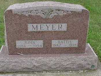 MEYER, JOHN - Sioux County, Iowa | JOHN MEYER