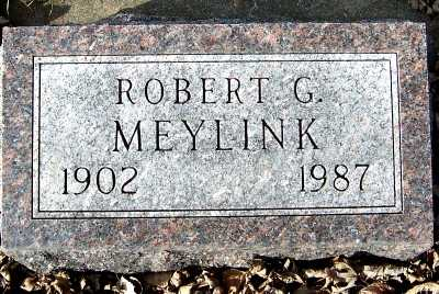 MEYLINK, ROBERT G. - Sioux County, Iowa | ROBERT G. MEYLINK