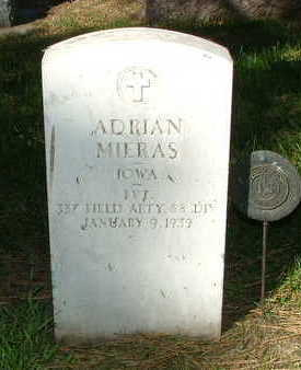 MIERAS, ADRIAN - Sioux County, Iowa | ADRIAN MIERAS