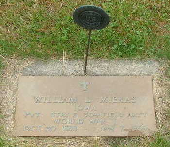 MIERAS, WILLIAM L. - Sioux County, Iowa | WILLIAM L. MIERAS