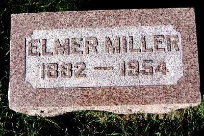 MILLER, ELMER - Sioux County, Iowa | ELMER MILLER
