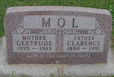 MOL, GERTRUDE - Sioux County, Iowa | GERTRUDE MOL