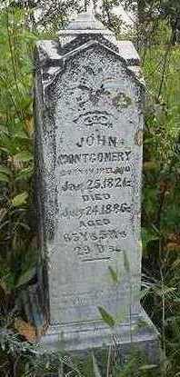 MONTGOMERY, JOHN - Sioux County, Iowa | JOHN MONTGOMERY