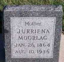 MOORLAG, JURRIENA - Sioux County, Iowa | JURRIENA MOORLAG