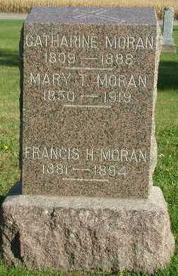 MORAN, MARY T. - Sioux County, Iowa | MARY T. MORAN