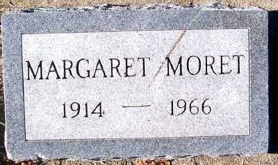 MORET, MARGARET - Sioux County, Iowa | MARGARET MORET