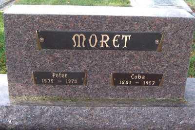MORET, COBA - Sioux County, Iowa | COBA MORET
