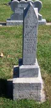 MORGEN, ELMER C. - Sioux County, Iowa   ELMER C. MORGEN
