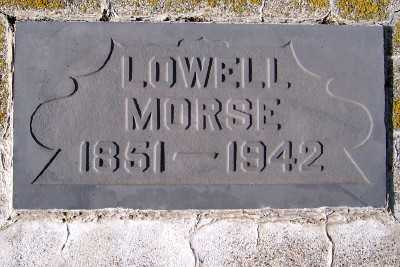 MORSE, LOWELL - Sioux County, Iowa | LOWELL MORSE