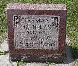 MOUW, HERMAN DOUGLAS - Sioux County, Iowa | HERMAN DOUGLAS MOUW