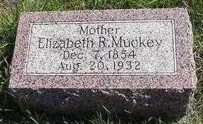MUCKEY, ELIZABETH - Sioux County, Iowa | ELIZABETH MUCKEY
