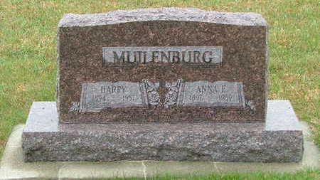 MUILENBURG, ANNA E. (MRS. HARRY) - Sioux County, Iowa | ANNA E. (MRS. HARRY) MUILENBURG