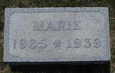 MUILENBURG, MARIE - Sioux County, Iowa | MARIE MUILENBURG