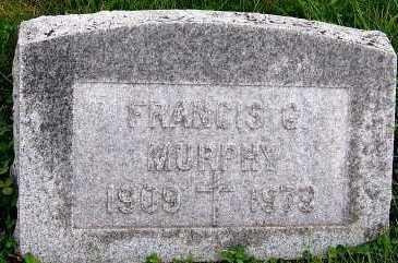 MURPHY, FRANCIS G. (1909-1979) - Sioux County, Iowa | FRANCIS G. (1909-1979) MURPHY