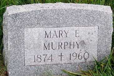 MURPHY, MARY E. - Sioux County, Iowa | MARY E. MURPHY