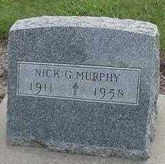 MURPHY, NICK G. - Sioux County, Iowa | NICK G. MURPHY