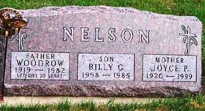 NELSON, BILLY G. - Sioux County, Iowa | BILLY G. NELSON