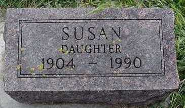 NETTINGA, SUSAN - Sioux County, Iowa | SUSAN NETTINGA