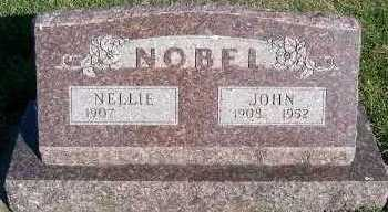 NOBEL, JOHN - Sioux County, Iowa | JOHN NOBEL