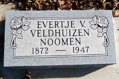 NOOMEN, EVERTJE V. - Sioux County, Iowa | EVERTJE V. NOOMEN