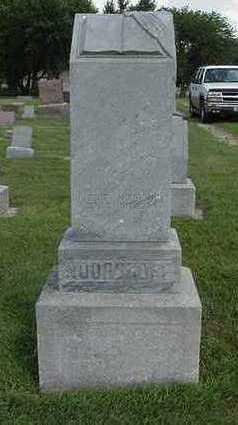LUURSEMA NOORDHOFF, GEERTJE - Sioux County, Iowa | GEERTJE LUURSEMA NOORDHOFF