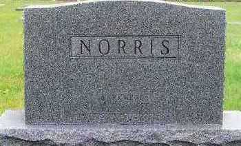 NORRIS, MARY GRACE (1887-1977) - Sioux County, Iowa   MARY GRACE (1887-1977) NORRIS