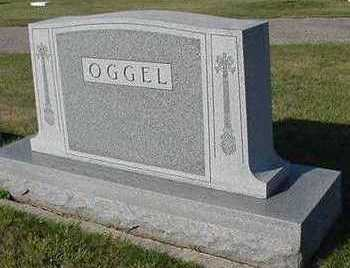 OGGEL, HEADSTONE - Sioux County, Iowa | HEADSTONE OGGEL