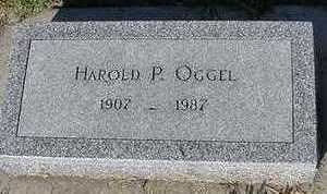 OGGEL, HAROLD P. - Sioux County, Iowa | HAROLD P. OGGEL