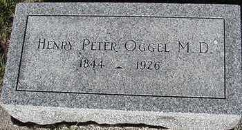 OGGEL, HENRY PETER M.D. - Sioux County, Iowa | HENRY PETER M.D. OGGEL