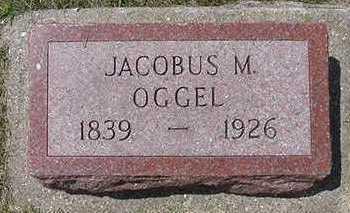 OGGEL, JACOBUS M. - Sioux County, Iowa | JACOBUS M. OGGEL