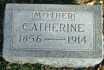 O'HARE, CATHERINE - Sioux County, Iowa | CATHERINE O'HARE