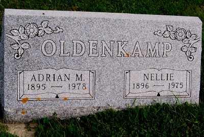 OLDENKAMP, ADRIAN - Sioux County, Iowa | ADRIAN OLDENKAMP