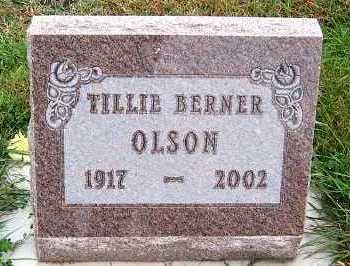 OLSEN, TILLIE - Sioux County, Iowa | TILLIE OLSEN