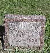 OOSTRA, ANDREW - Sioux County, Iowa | ANDREW OOSTRA