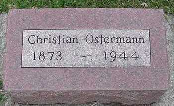 OSTERMANN, CHRISTIAN - Sioux County, Iowa | CHRISTIAN OSTERMANN