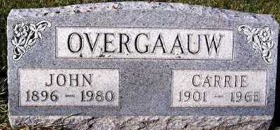 OVERGAAUW, CARRIE - Sioux County, Iowa | CARRIE OVERGAAUW