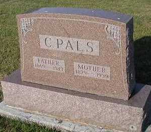 PALS, MRS. C. (MOTHER) - Sioux County, Iowa | MRS. C. (MOTHER) PALS
